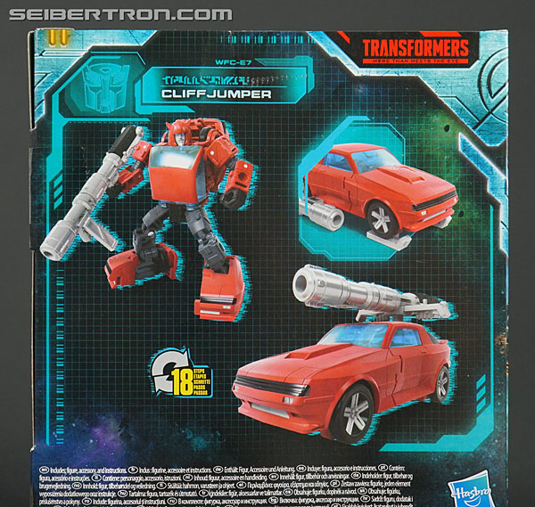 Transformers War for Cybertron: Earthrise Cliffjumper (Image #7 of 141)