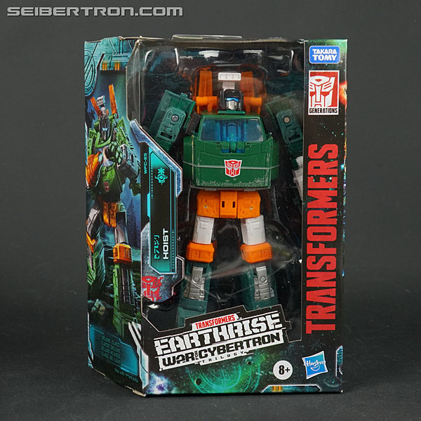 Transformers News: New Gallery: Deluxe HOIST from Transformers War for Cybertron Earthrise