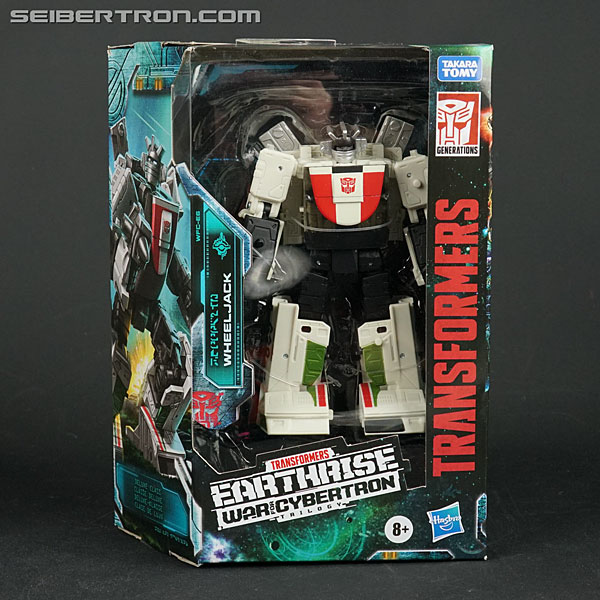 Transformers News: New Gallery: Deluxe WHEELJACK from Transformers War for Cybertron Earthrise