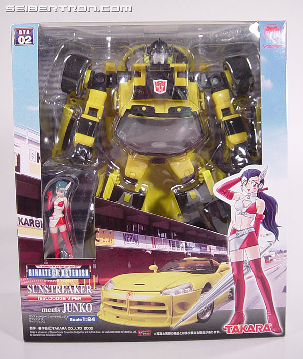 Transformers Alternators Sunstreaker (Image #1 of 140)