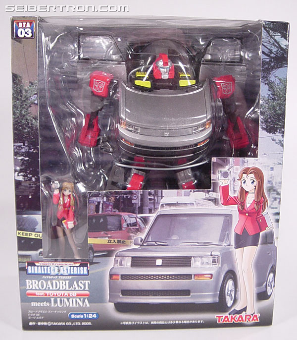 Transformers Alternators Broadblast (Image #1 of 142)