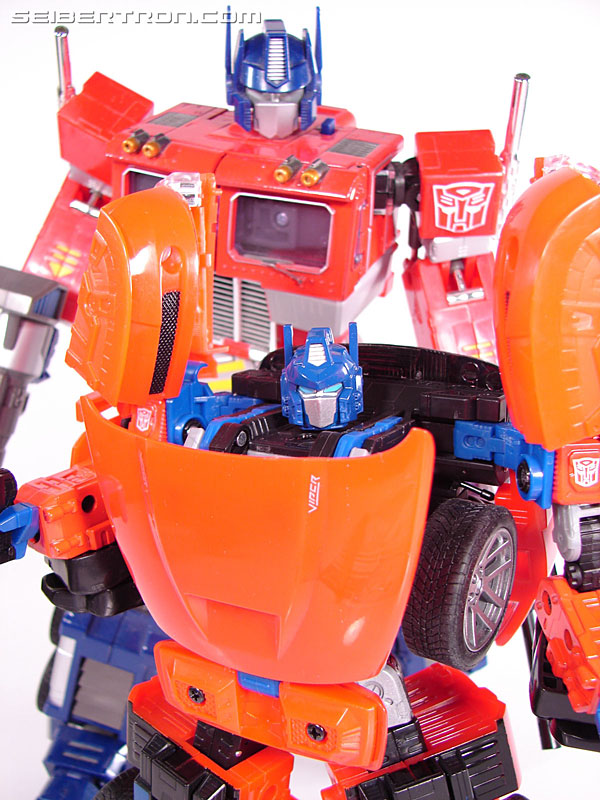 Transformers Alternators Optimus Prime (Convoy) (Image #114 of 116)