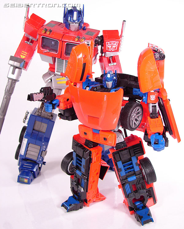 Transformers Alternators Optimus Prime (Convoy) (Image #115 of 116)