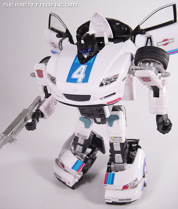 Transformers Alternators Meister (Jazz) (Meister) (Image #40 of 54)