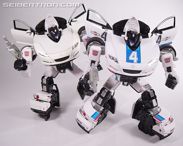 Transformers Alternators Meister (Jazz) (Meister) (Image #50 of 54)
