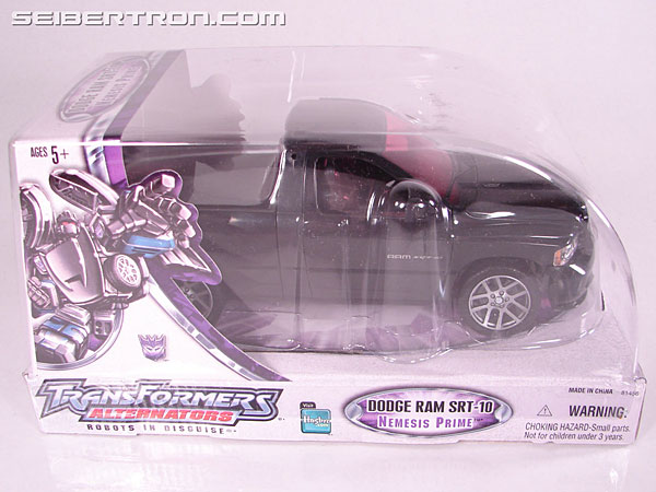 Transformers Alternators Nemesis Prime (Image #4 of 153)