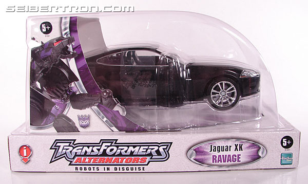 Transformers Alternators Ravage (Image #5 of 102)