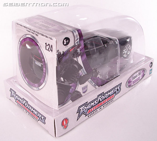 Transformers Alternators Ravage (Image #6 of 102)