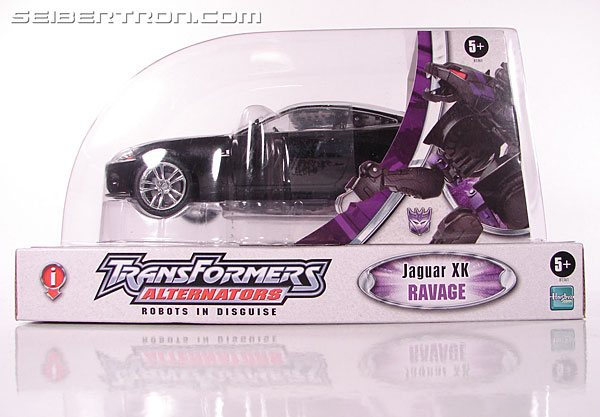 Transformers Alternators Ravage (Image #10 of 102)