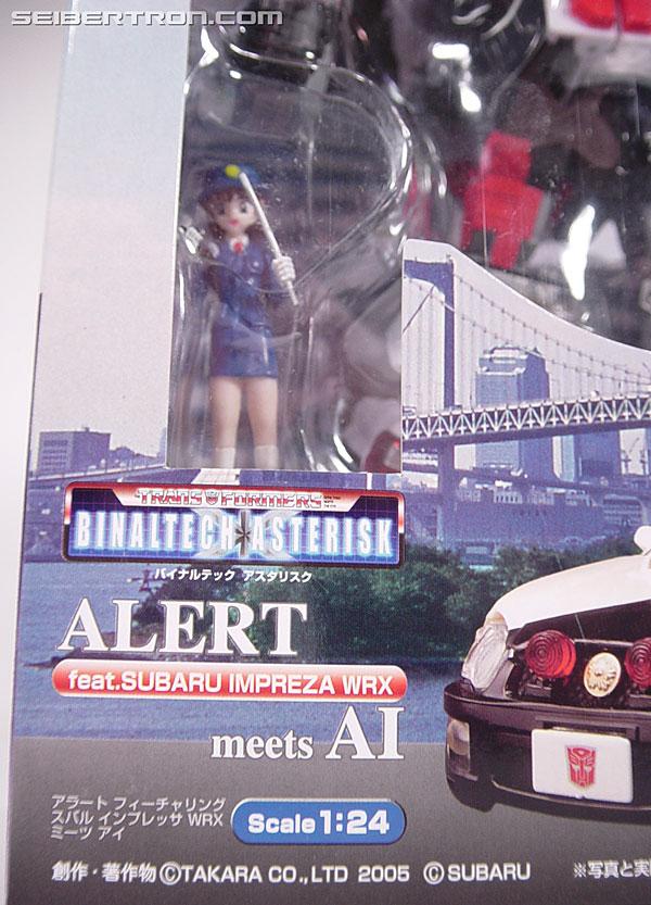 Transformers Alternators Red Alert (Alert) (Image #4 of 145)