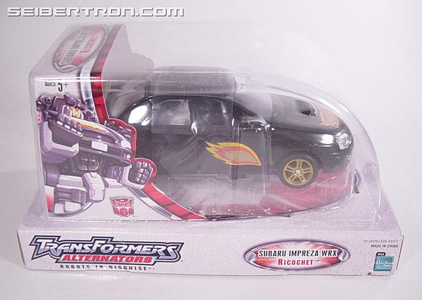 Transformers Alternators Ricochet (Stepper) (Image #6 of 136)