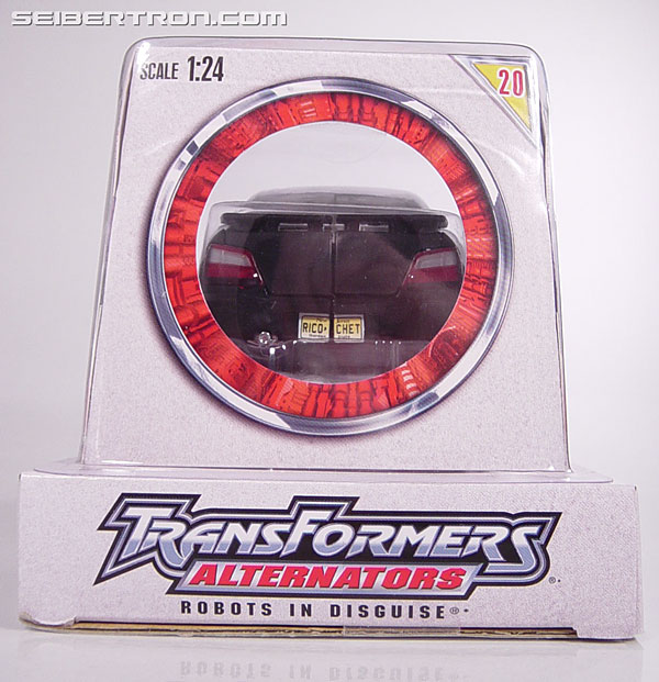 Transformers Alternators Ricochet (Stepper) (Image #12 of 136)