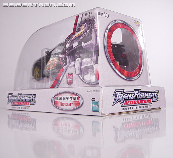 Transformers Alternators Ricochet (Stepper) (Image #14 of 136)