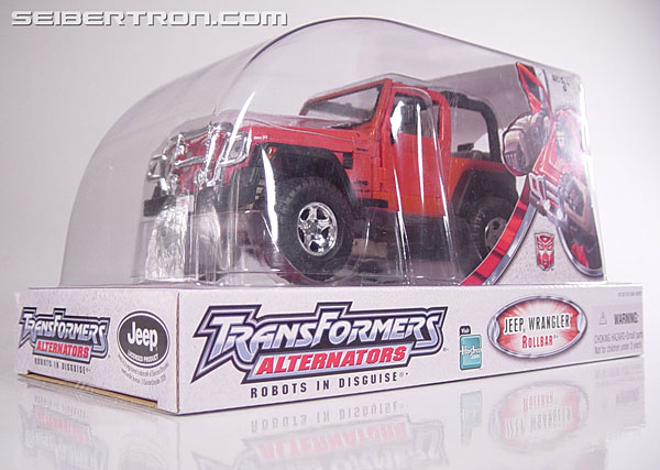 Transformers Alternators Rollbar (Image #13 of 84)