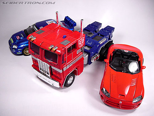 Transformers Alternators Sideswipe (Lambor) (Image #26 of 51)