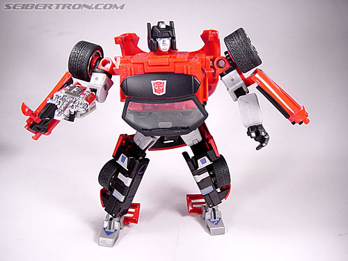 Transformers Alternators Sideswipe (Lambor) (Image #28 of 51)