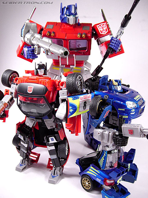 Transformers Alternators Sideswipe (Lambor) (Image #50 of 51)