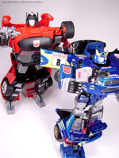 Transformers Alternators Smokescreen (Image #50 of 52)