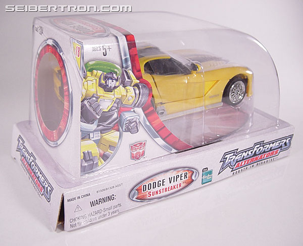 Transformers Alternators Sunstreaker (Image #8 of 95)