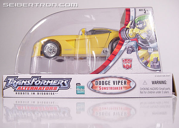 Transformers Alternators Sunstreaker (Image #15 of 95)
