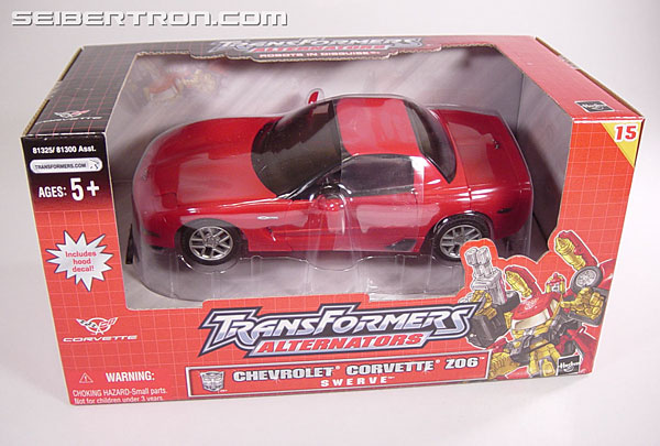 Transformers Alternators Swerve (Image #1 of 141)