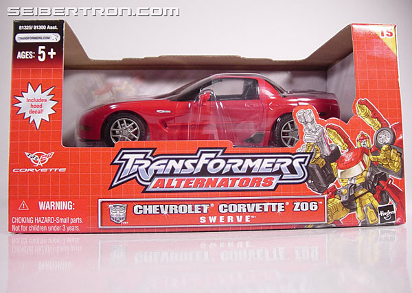 Transformers Alternators Swerve (Image #2 of 141)