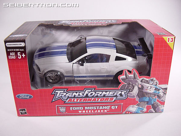 Transformers Alternators Wheeljack (Image #1 of 106)