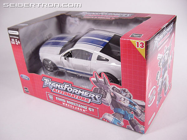 Transformers Alternators Wheeljack (Image #13 of 106)