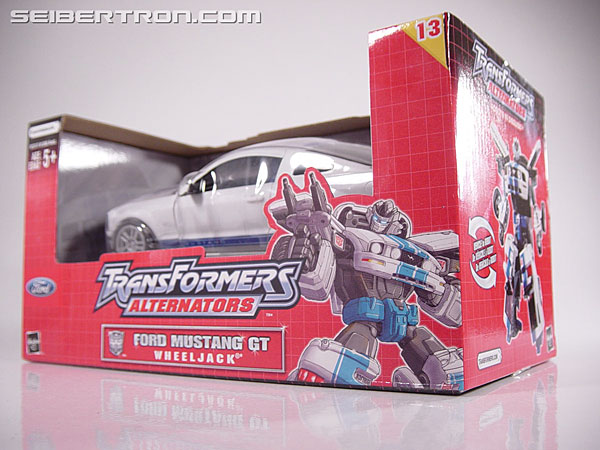 Transformers Alternators Wheeljack (Image #14 of 106)