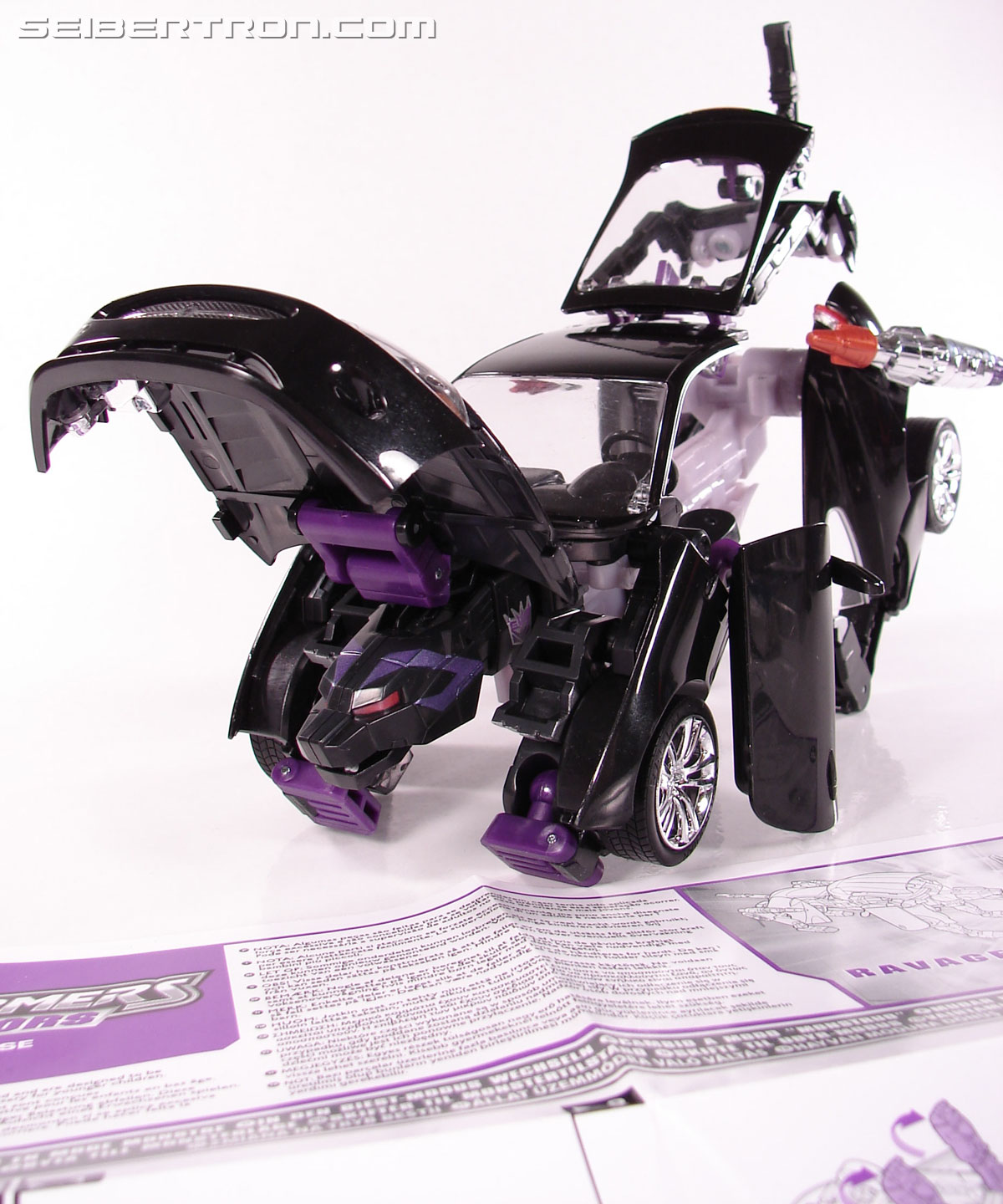 Transformers Alternators Ravage (Image #52 of 102)