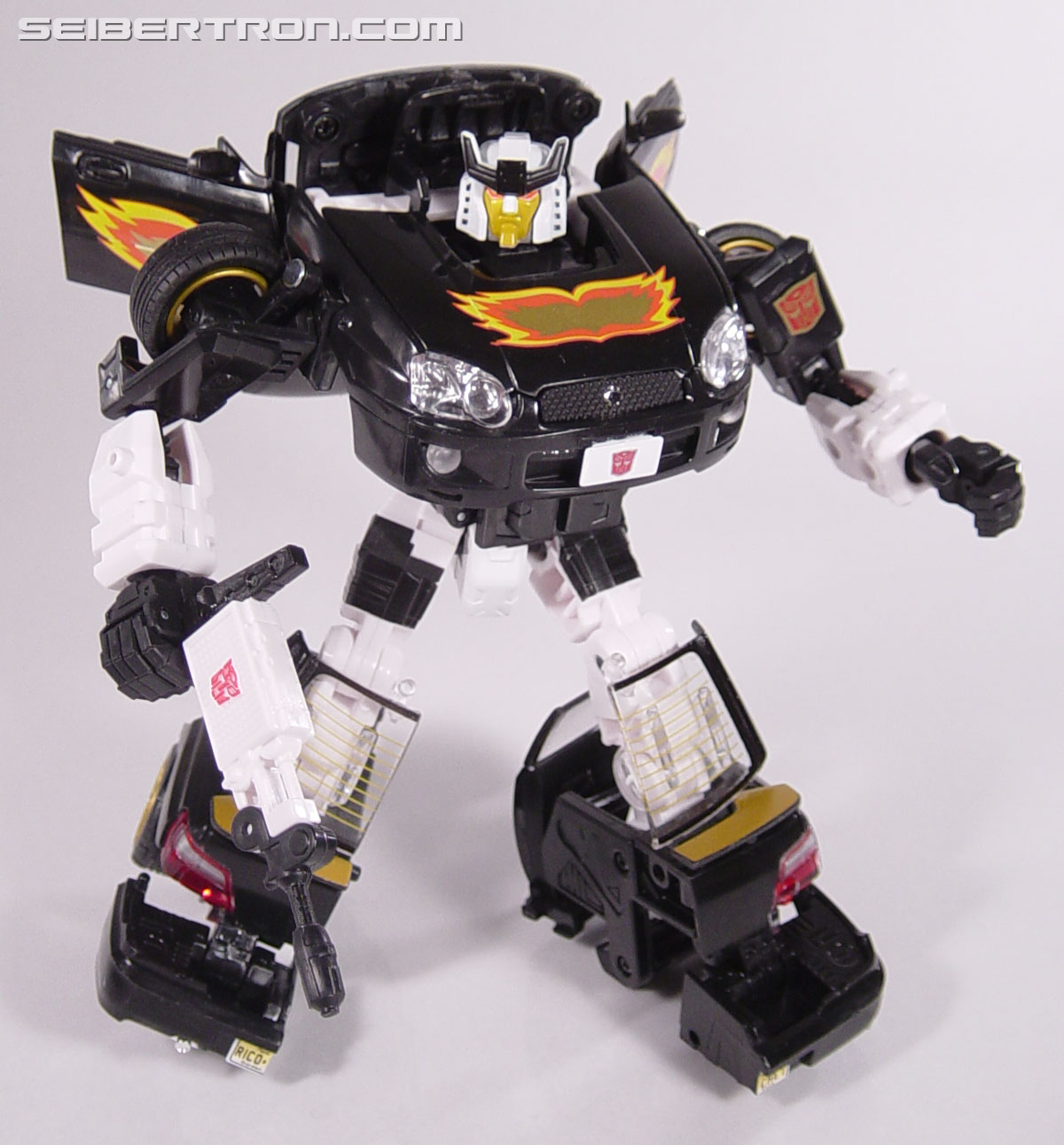 Transformers Alternators Ricochet (Stepper) (Image #101 of 136)