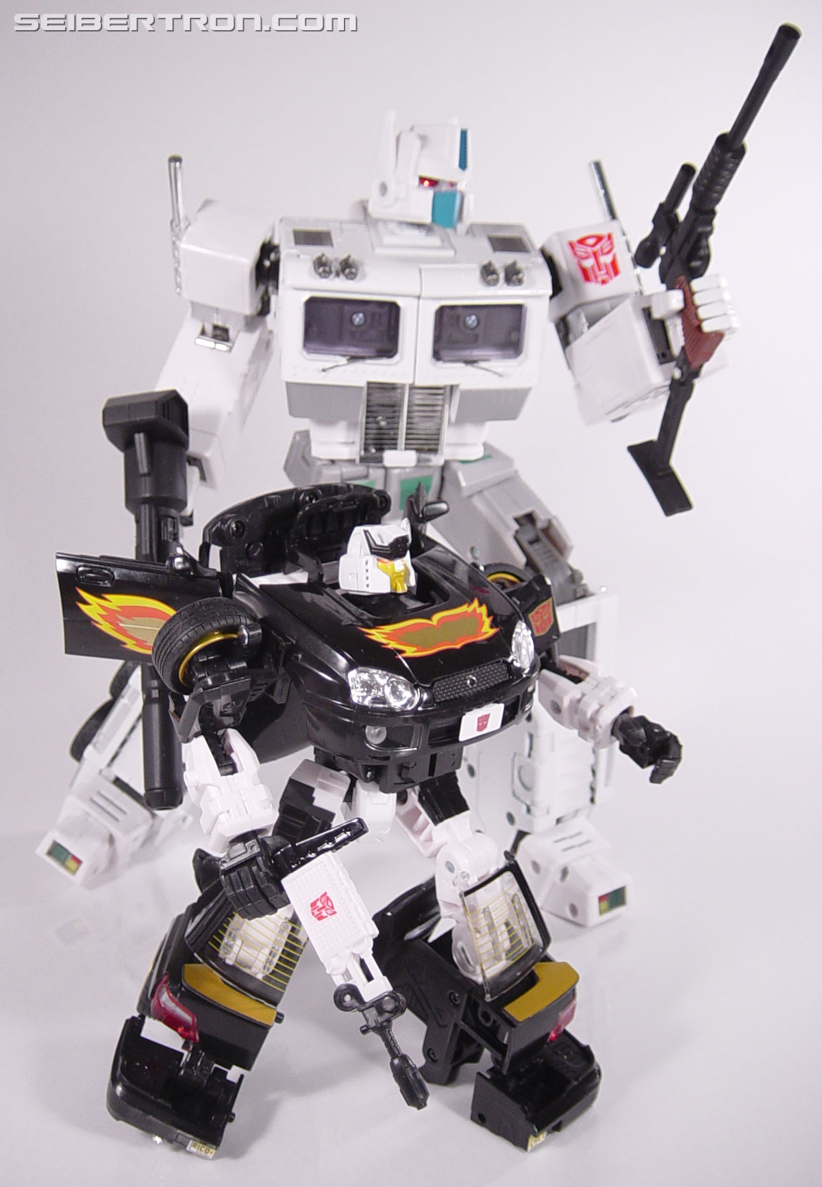 Transformers Alternators Ricochet (Stepper) (Image #102 of 136)