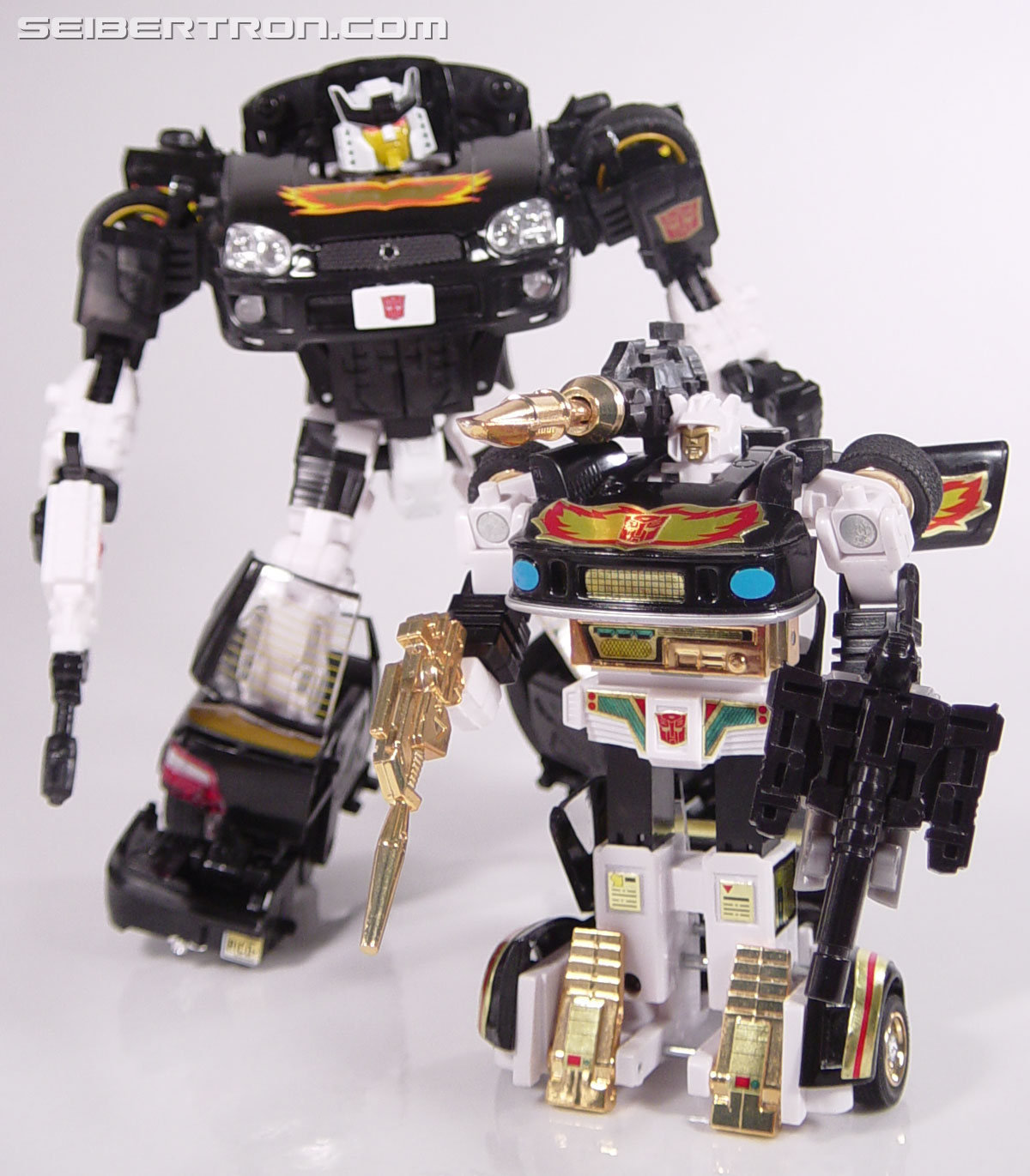 Transformers Alternators Ricochet (Stepper) (Image #112 of 136)