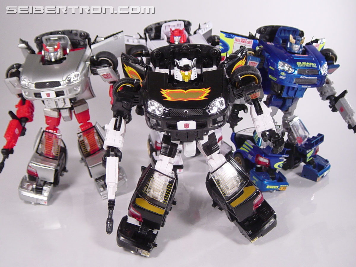Transformers Alternators Ricochet (Stepper) (Image #124 of 136)