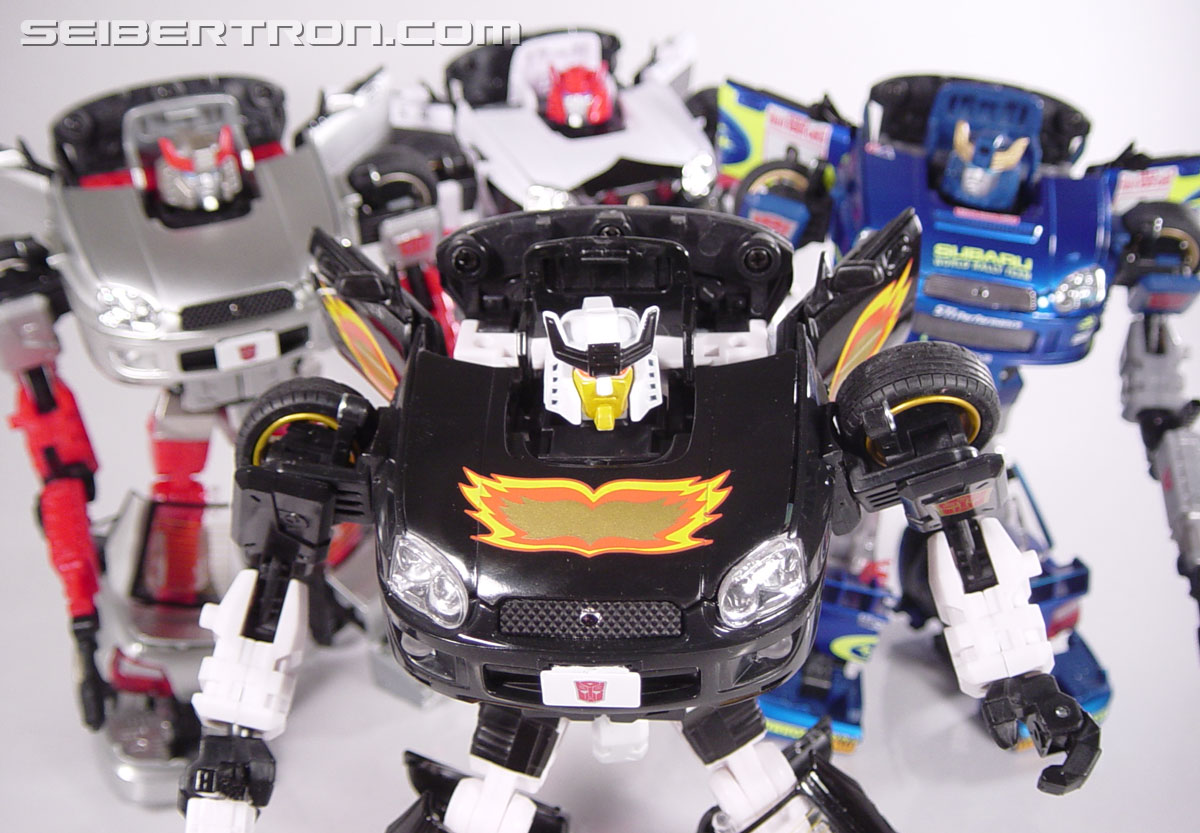 Transformers Alternators Ricochet (Stepper) (Image #125 of 136)