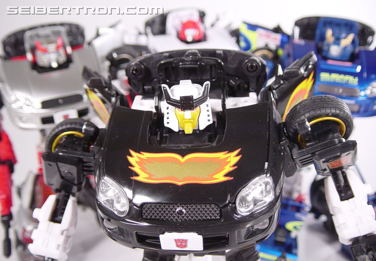 Transformers Alternators Ricochet (Stepper) (Image #126 of 136)