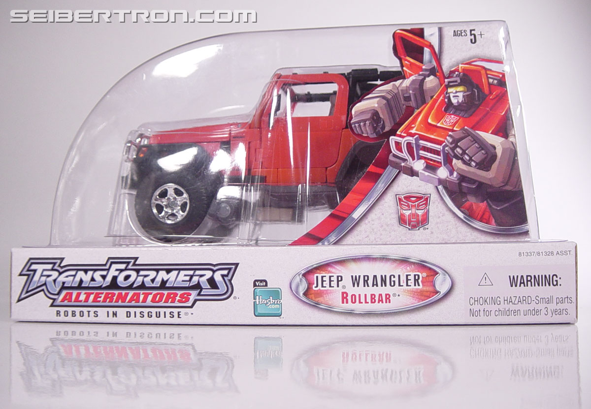 Transformers Alternators Rollbar (Image #12 of 84)
