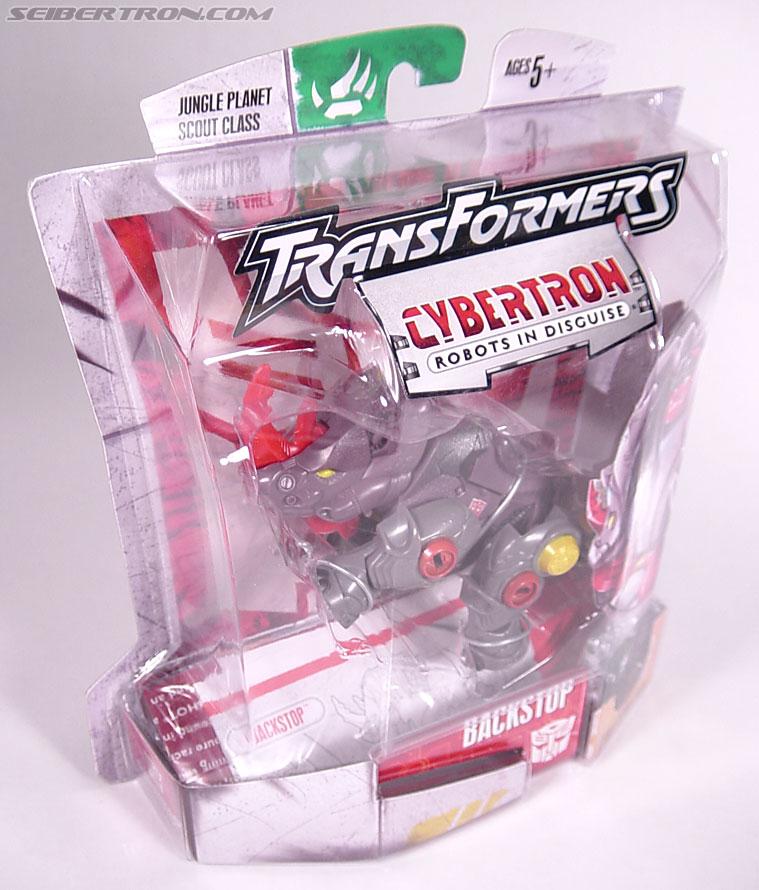 Transformers Cybertron Backstop (Saidos) (Image #5 of 94)