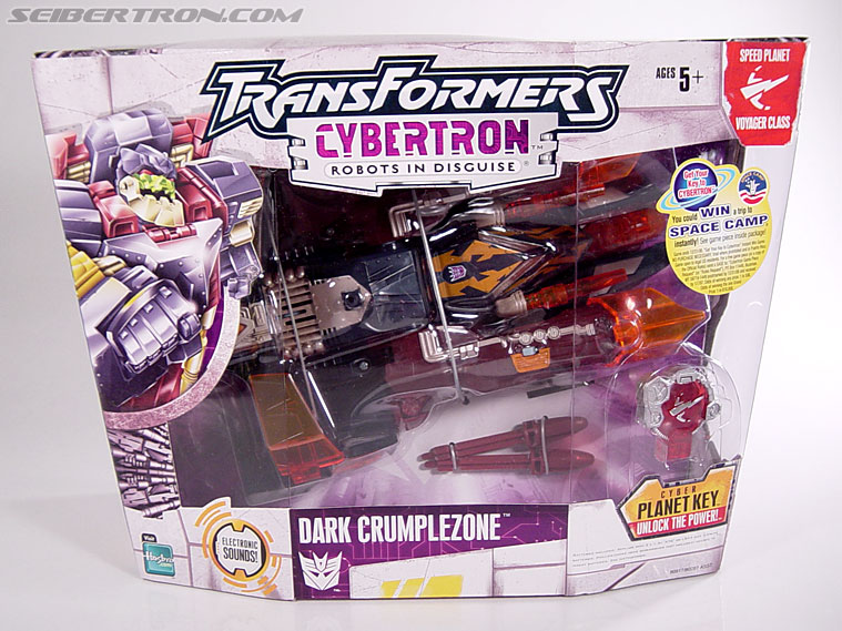 Transformers Cybertron Dark Crumplezone (Arm Bullet) (Image #1 of 108)