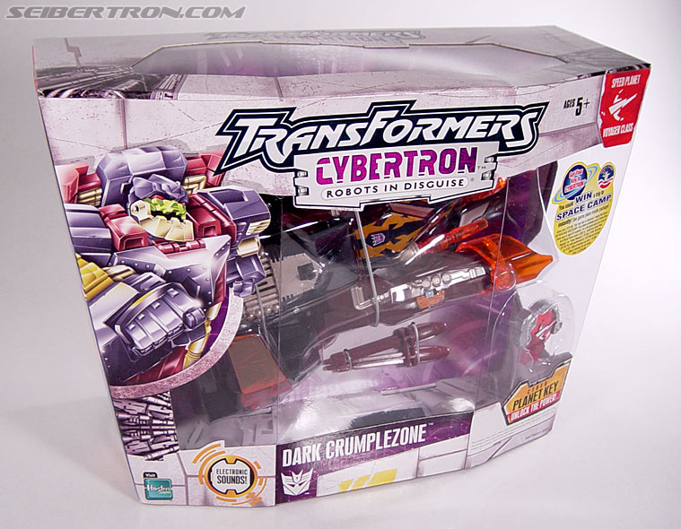 Transformers Cybertron Dark Crumplezone (Arm Bullet) (Image #4 of 108)
