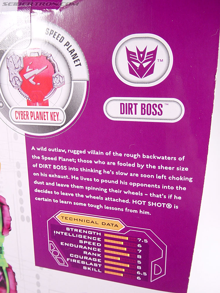 Transformers Cybertron Dirt Boss (Inch-Up) (Image #5 of 89)