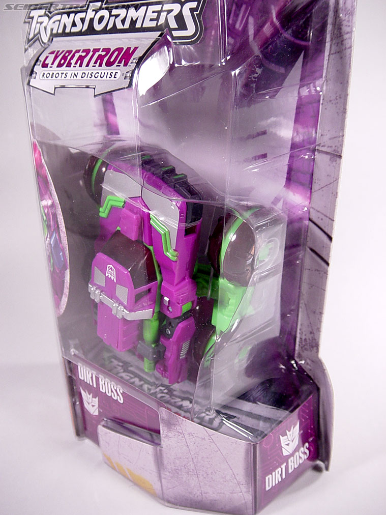 Transformers Cybertron Dirt Boss (Inch-Up) (Image #10 of 89)