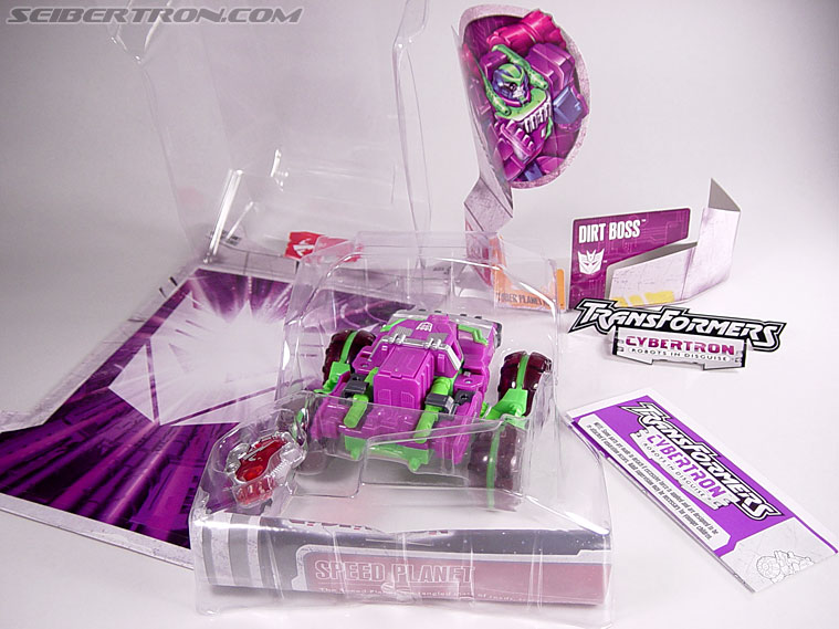 Transformers Cybertron Dirt Boss (Inch-Up) (Image #15 of 89)