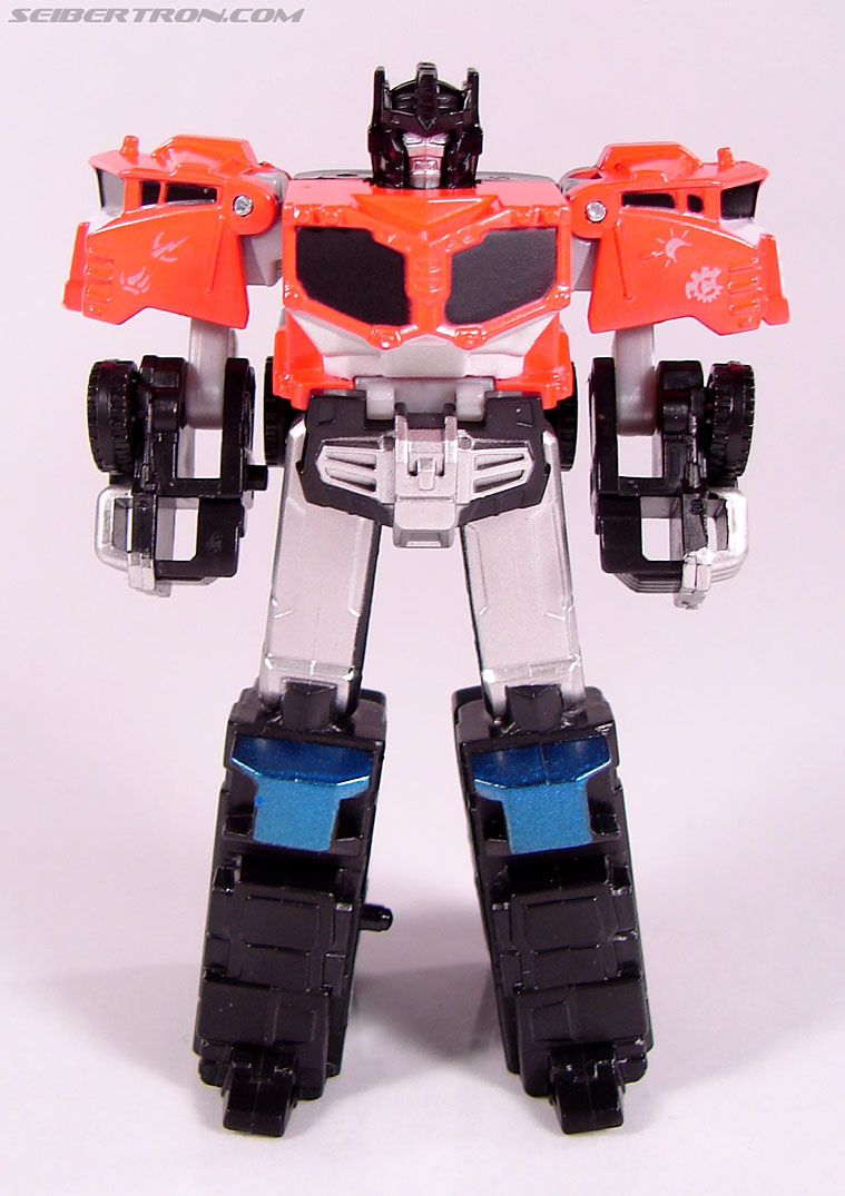 Transformers Cybertron Galaxy Force Optimus Prime (Image #38 of 56)
