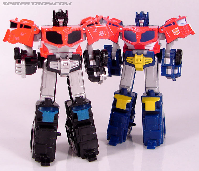 Transformers Cybertron Galaxy Force Optimus Prime (Image #53 of 56)