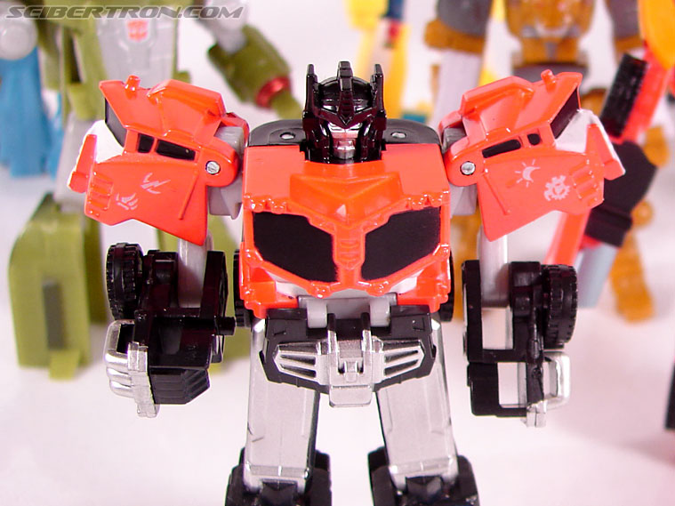 Transformers Cybertron Galaxy Force Optimus Prime (Image #55 of 56)
