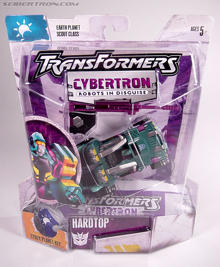 Transformers Cybertron Hardtop (Image #1 of 77)