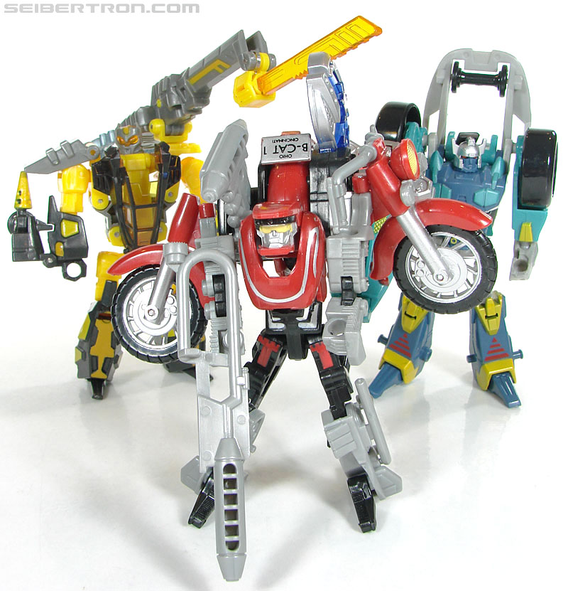Transformers Cybertron Hightail (Image #136 of 137)