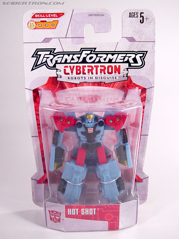 Transformers Cybertron Hot Shot (Image #1 of 55)