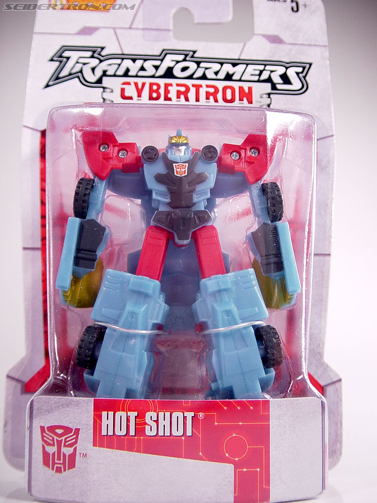 Transformers Cybertron Hot Shot (Image #2 of 55)